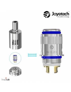 Joyetech CL-Ni coil 0,2ohm (1 pz) per EGO ONE serie