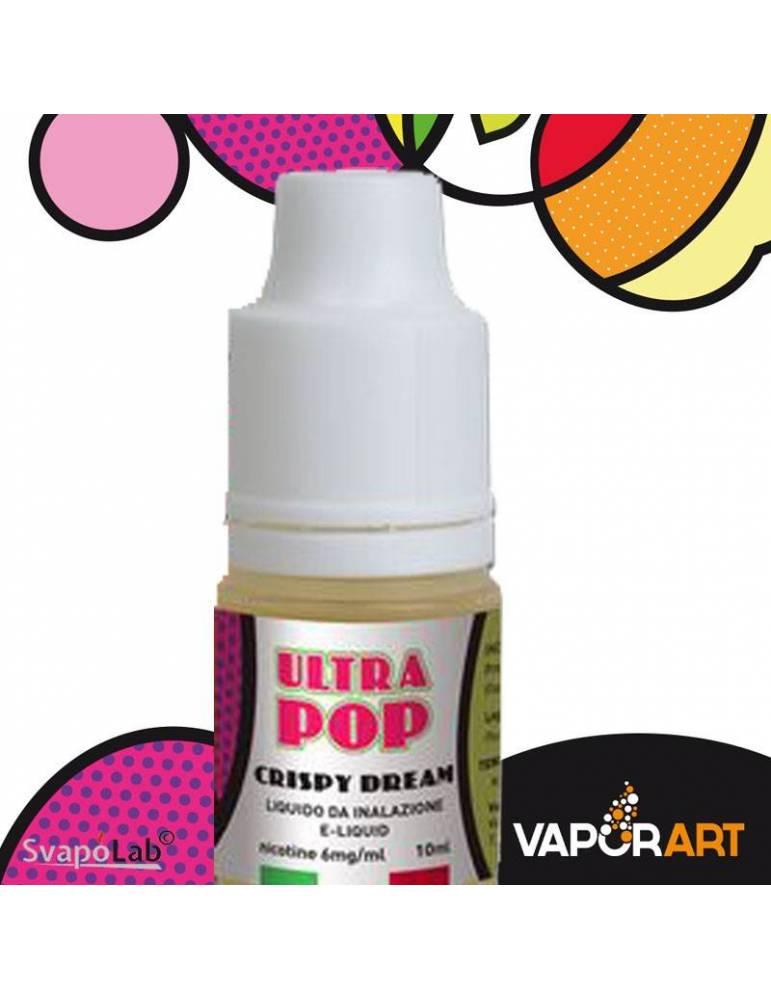 UltraPop CRISPY DREAM liquido pronto 10ml