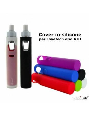 Cover in silicone per eGo AIO D19  JOYETECH