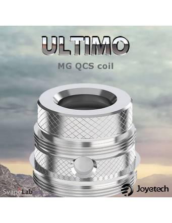 JOYETECH MG QCS head 0,25ohm – testina di ricambio per ULTIMO