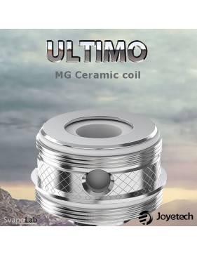 JOYETECH MG Ceramic head 0,5ohm - testina di ricambio per ULTIMO