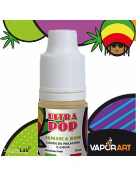 UltraPop JAMAICA BUM liquido pronto 10ml