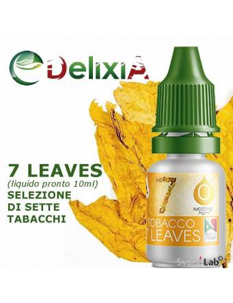 Delixia 7 LEAVES liquido pronto 10ml