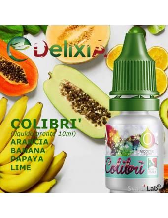 Delixia COLIBRI liquido pronto 10ml