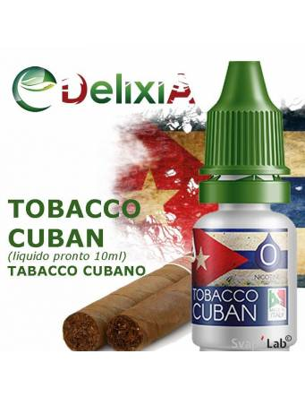 Delixia CUBAN liquido pronto 10ml