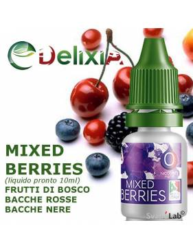 Delixia MIXED BERRIES 10ml liquido pronto