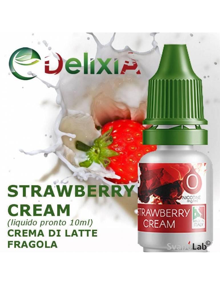 Delixia STRAWBERRY liquido pronto 10ml