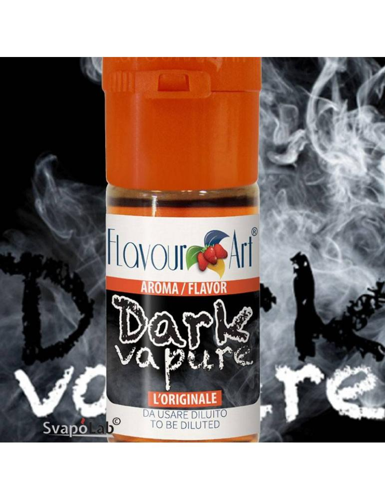 FLAVOURART Tabacco Dark Vapure 10ml aroma concentrato