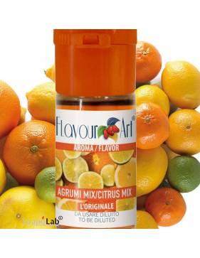 FLAVOURART Agrumi mix 10ml aroma concentrato