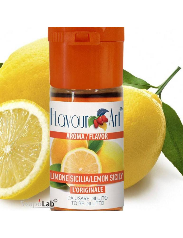 FLAVOURART AROMA Limone sicilia 10ml