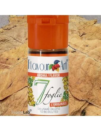 FLAVOURART AROMA Tabacco 7 foglie 10ml