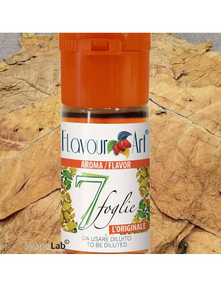 FLAVOURART Tabacco 7 Foglie 10ml aroma concentrato
