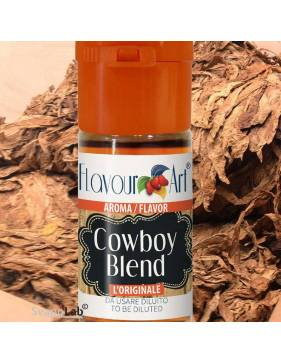 FLAVOURART Tabacco Cowboy Blend 10ml aroma concentratol