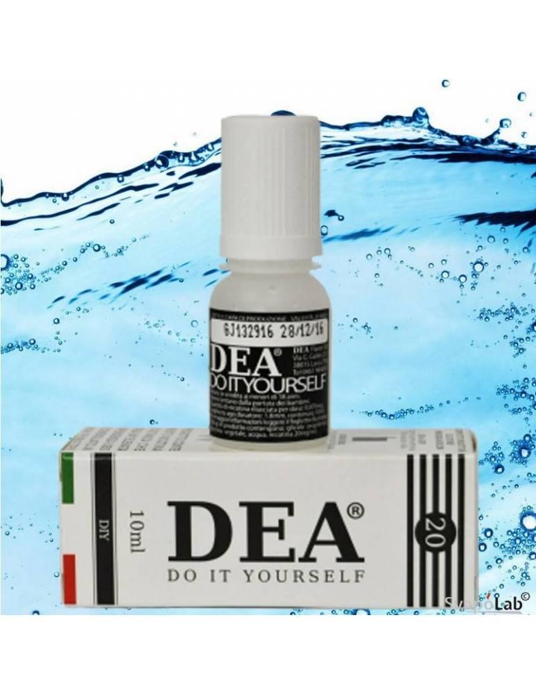 Dea Flavor DIY 20 - 10ml (basetta neutra con e senza nicotina)