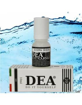 Dea Flavor DIY 10ml-nic.20 mg/ml (basetta neutra con nicotina)