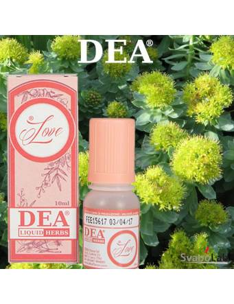 DEA Flavor herbs LOVE 10ml liquido pronto