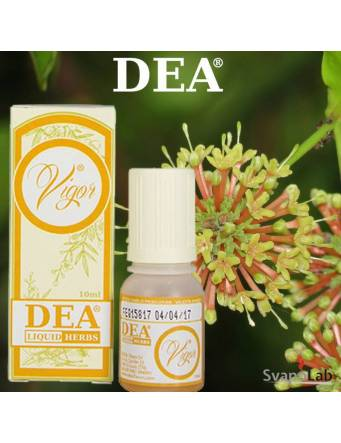 DEA herbs VIGOR 10ml liquido pronto