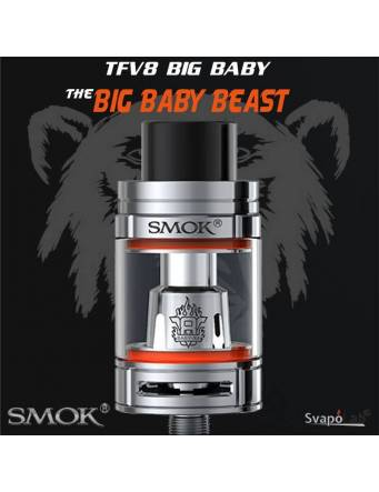 Smok TFV8 Big Baby tank 5 ml (ø24,5mm)