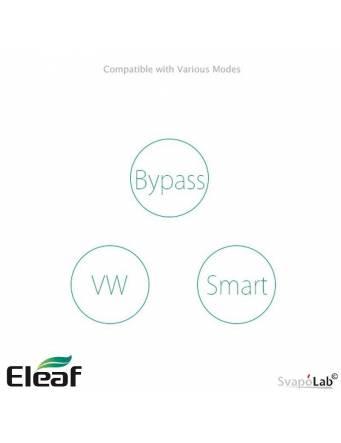 Eleaf HW2 Dual-Cylinder coil 0.3ohm/30-70W (1 pz) per serie ELLO/Ijust NexJen