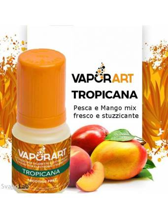 Vaporart TROPICANA liquido pronto 10ml