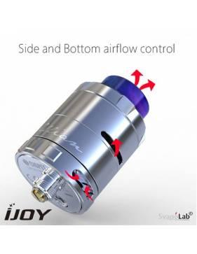 Ijoy CIGPET Eco RDA atomizer (ø24mm)