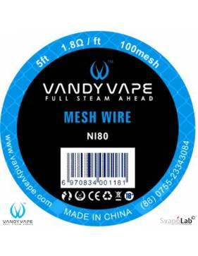 Vandy Vape MESH Wire NI80 (cm 152,4)
