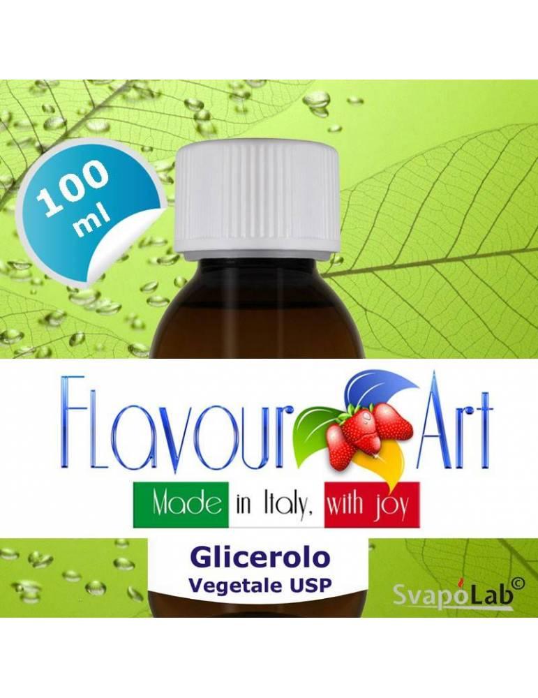 FLAVOURART Glicerina Vegetale (VG) 100 ml
