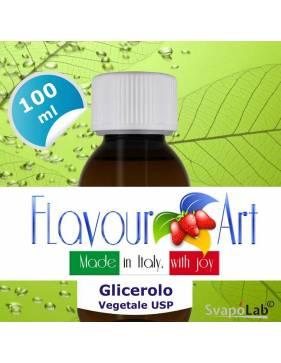 FLAVOURART Glicerina Vegetale 100ml (full VG)