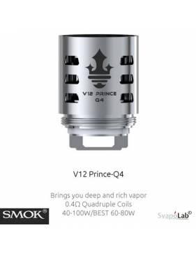 Smok V12 Prince Q4 coil 0,4ohm/40-100W (1 pz)