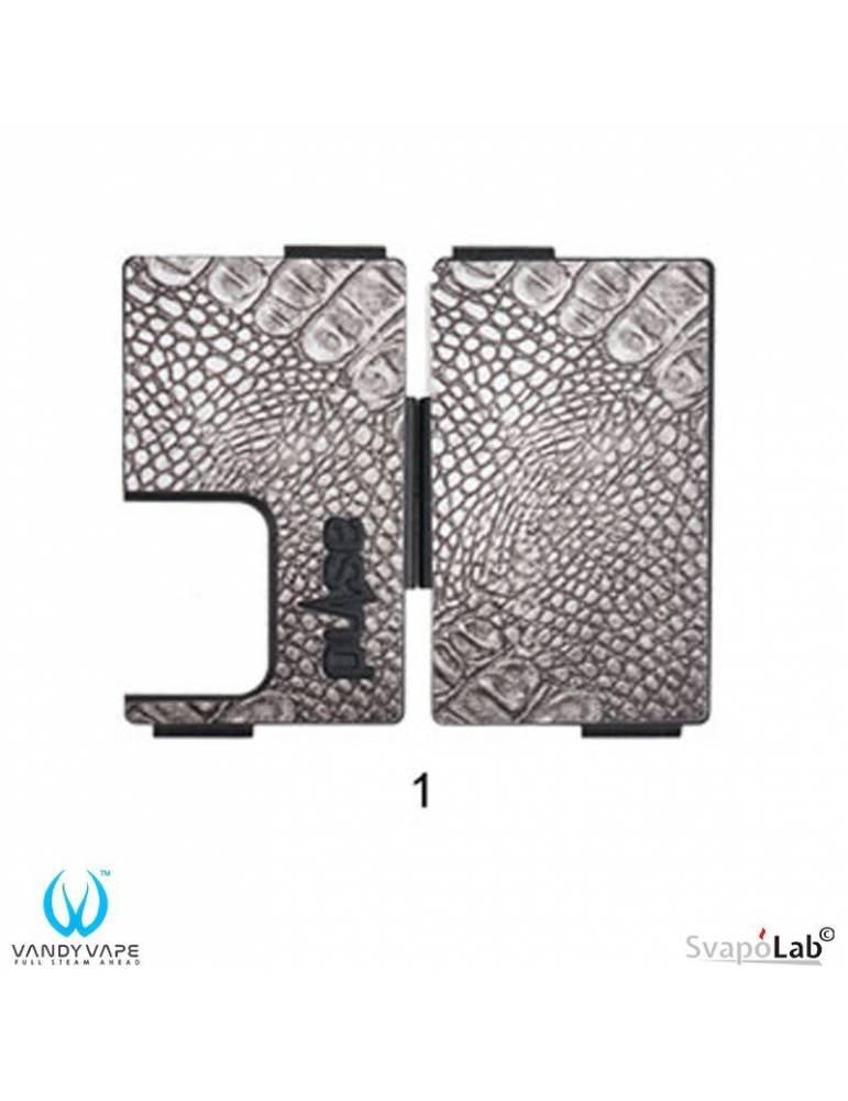 Vandy Vape PULSE BF wraps - texture pelle