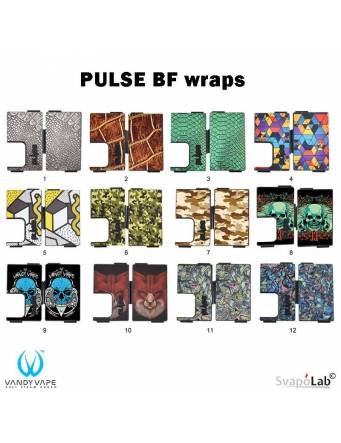 Vandy Vape PULSE BF wraps