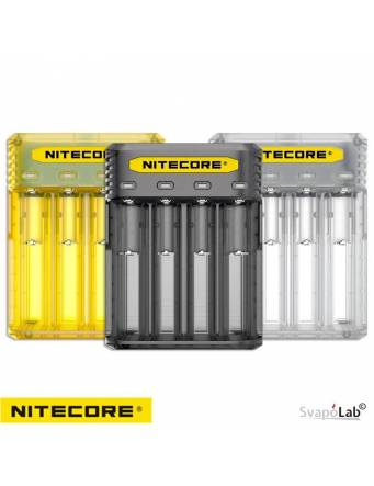 Nitecore Q4 charger 2A (Grey) caricabatterie