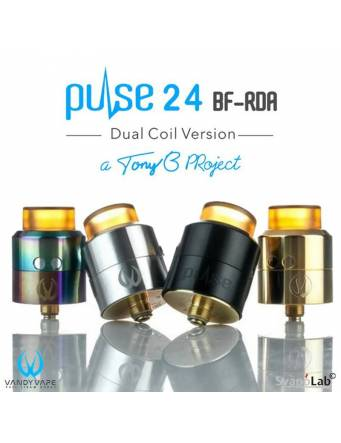 Vandy Vape PULSE 24 BF RDA (ø24mm)