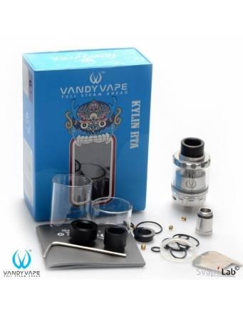 Vandy Vape KYLIN RTA - la confezione ed il suo contenuto