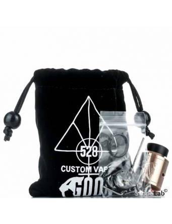 Goon V1.5 RDA by 528 Custom Vapes - la confezione originale