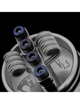 Goon V1.5 RDA by 528 Custom Vapes - dettaglio resistenza