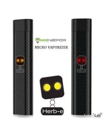 Mig Vapor HERB-E Micro Dry Herb kit - indicatore luminoso
