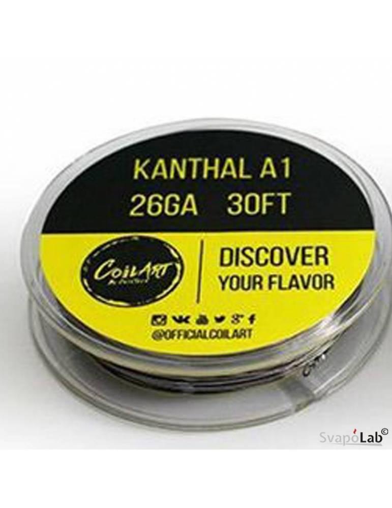 Coilart KANTHAL A1 filo resistivo 26 GA (10mt)