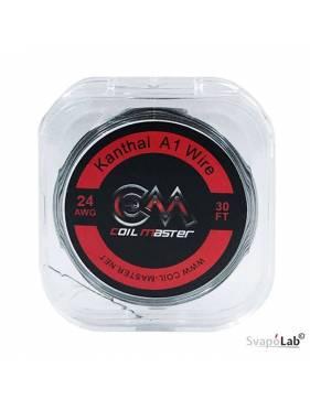 Coil Master KANTHAL A1 filo resistivo 24 GA (10mt)