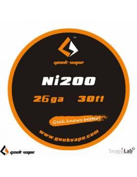 Geekvape NI 200 filo resistivo 26 GA (30FT)