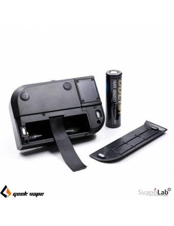 Geekvape TAB PRO ohm meter - il vano batteria