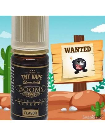 TNT Vape BOOMS RESERVE 10ml aroma concentrato