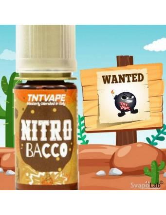 TNT Vape NITRO BACCO 10ml aroma concentrato