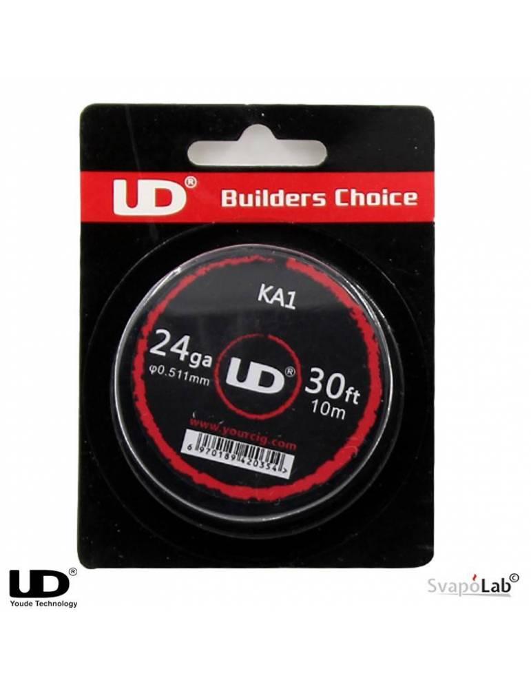 UD Youde KANTHAL A1 filo resistivo 24 GA (10mt)