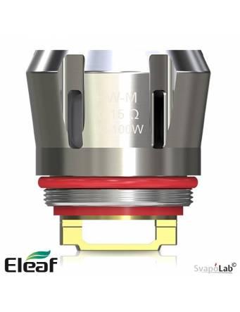 Eleaf HW-M Kanthal coil 0.15ohm/50-100W (1 pz) per Rotor, ELLO Duro, ELLO Vate