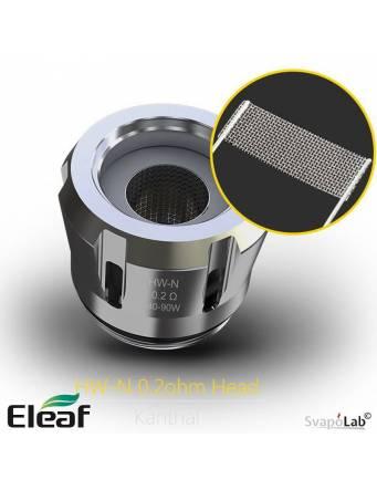 Eleaf HW-N Kanthal coil - dettaglio mesh
