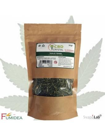 Crystal CBD – Tisana di Cannabis 70 gr by Fumidea