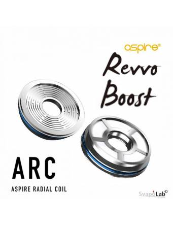 Aspire REVVO BOOST ARC coil 0,10-0,14 ohm/70-80W (1 pz) per Feedlink BF kit