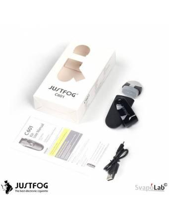 Justfog C601 kit - Contenuto della confezione