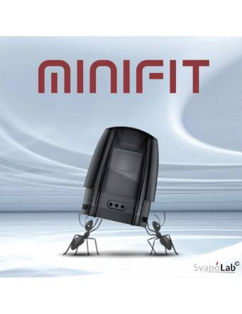 Justfog MINIFIT Pod 1,5ml – 1,6ohm (1 pz) cartuccia di ricambio